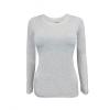 Heather-Grey-t-shirt-uniform-strechy-fit-shaped-cotton-soft-uniform-Shirt-600×600