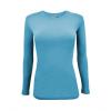 Teal-Blue-t-shirt-uniforms-strechy-fit-shaped-body-cotton-tee-soft-600×600