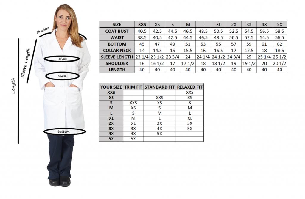wholesale lab coats